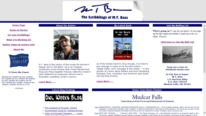 MTB140731 - Web Site Screen Cap