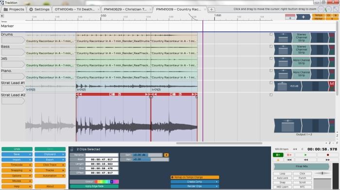 PM141009 - Country Racanteur 10 Sec Clip Info