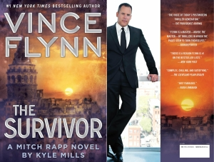 Vince Flynn The Survivor - Complete Cover